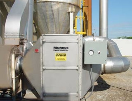 Air Case Study: Carbon Adsorber for Odor Control